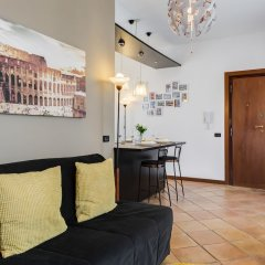 Апартаменты Rome Vacation Apartments Рим комната для гостей фото 4