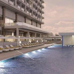 Отель Coral Level at Iberostar Selection Cancun бассейн фото 3