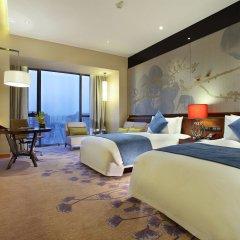 Отель Crowne Plaza Chengdu West комната для гостей фото 5