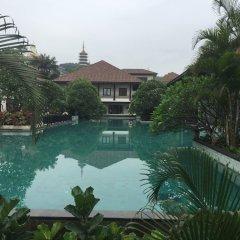 Отель Smart Hero Club Китай, Сямынь - отзывы, цены и фото номеров - забронировать отель Smart Hero Club онлайн бассейн фото 2