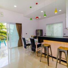 Отель Chalong Hill Tropical Garden Homes Пхукет интерьер отеля
