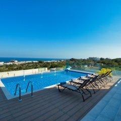 Отель Villa Clea бассейн