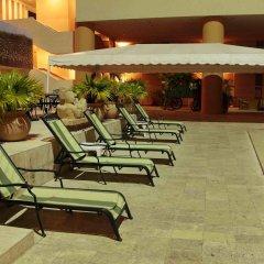 Hotel Los Aluxes бассейн