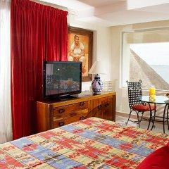 Отель Oasis Palm Hotel Мексика, Канкун - 9 отзывов об отеле, цены и фото номеров - забронировать отель Oasis Palm Hotel онлайн комната для гостей фото 5