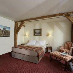 Отель Hôtel Exelmans комната для гостей