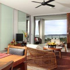 Отель InterContinental Fiji Golf Resort & Spa Фиджи, Вити-Леву - отзывы, цены и фото номеров - забронировать отель InterContinental Fiji Golf Resort & Spa онлайн комната для гостей фото 5