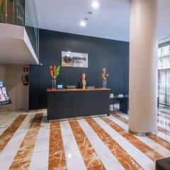 Отель SERHS Carlit Испания, Барселона - 4 отзыва об отеле, цены и фото номеров - забронировать отель SERHS Carlit онлайн интерьер отеля