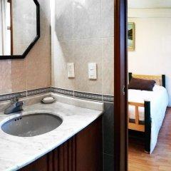 Отель Private Sanctuary Del Valle Мексика, Мехико - отзывы, цены и фото номеров - забронировать отель Private Sanctuary Del Valle онлайн ванная фото 2