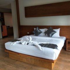 Отель Lanta Fevrier Resort сейф в номере