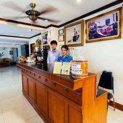 Thipurai Beach Hotel Annex интерьер отеля фото 2