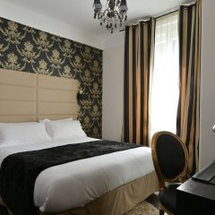 Отель Hôtel La Villa Cannes Croisette Франция, Канны - отзывы, цены и фото номеров - забронировать отель Hôtel La Villa Cannes Croisette онлайн комната для гостей