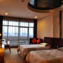 Отель Da Zhong Pudong Airport Hotel Shanghai Китай, Шанхай - 2 отзыва об отеле, цены и фото номеров - забронировать отель Da Zhong Pudong Airport Hotel Shanghai онлайн комната для гостей фото 3