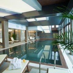 Отель SG Amira Boutique Hotel Болгария, Банско - отзывы, цены и фото номеров - забронировать отель SG Amira Boutique Hotel онлайн бассейн