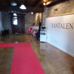 Отель Xantalen Spa Лесака интерьер отеля фото 2