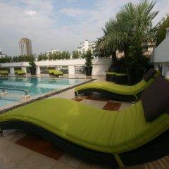 Отель Cnc Residence Бангкок бассейн фото 2