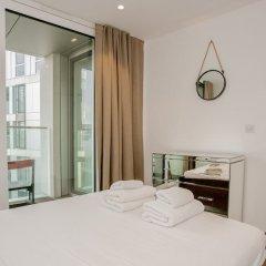 Отель 1 Bedroom Flat in Wandsworth Великобритания, Лондон - отзывы, цены и фото номеров - забронировать отель 1 Bedroom Flat in Wandsworth онлайн комната для гостей фото 4