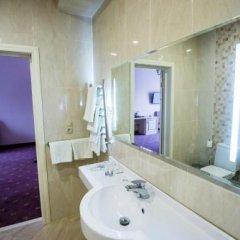 Гостиница Park Hotel в Черкесске 1 отзыв об отеле, цены и фото номеров - забронировать гостиницу Park Hotel онлайн Черкесск ванная фото 2