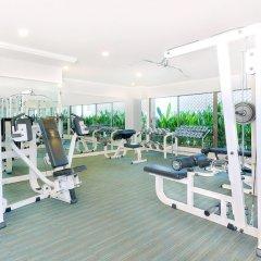 Отель Centre Point Pratunam фитнесс-зал фото 3