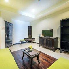 Отель Lanta Cha-Da Beach Resort & Spa Ланта комната для гостей фото 3