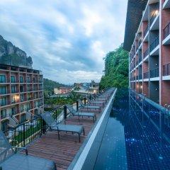 Отель Sugar Marina Resort - Cliff Hanger Aonang бассейн фото 3