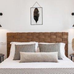Отель Amelot Art Suites Греция, Остров Санторини - отзывы, цены и фото номеров - забронировать отель Amelot Art Suites онлайн комната для гостей фото 3