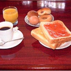 Отель Sunshine Hotel Япония, Начикатсуура - отзывы, цены и фото номеров - забронировать отель Sunshine Hotel онлайн питание фото 3