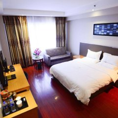 Отель Insail Hotels Railway Station Guangzhou сейф в номере