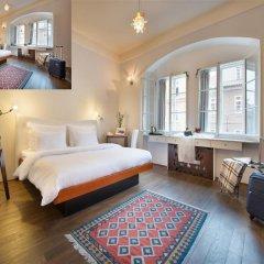 Отель Design Neruda 4* Номер Делюкс с различными типами кроватей фото 15