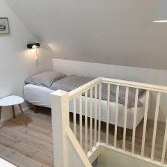 Отель Hørhavegården Дания, Орхус - отзывы, цены и фото номеров - забронировать отель Hørhavegården онлайн комната для гостей фото 3