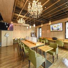 Отель Anshin Oyado Premier Shinbashi Shiodome гостиничный бар
