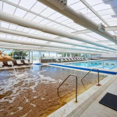 Отель Altin Yunus Cesme Чешме бассейн