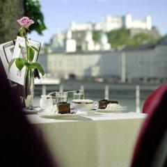 Отель Sacher Salzburg Зальцбург питание