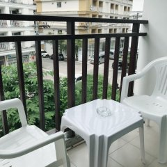 Soleluna Hotel балкон