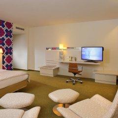 Отель NH Brussels Bloom комната для гостей фото 4