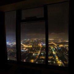 Отель Apartamenty Sky Tower балкон
