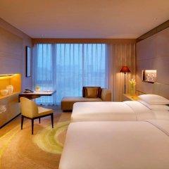 Отель Hyatt Regency Tianjin East комната для гостей