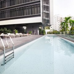 Studio M Hotel бассейн фото 3