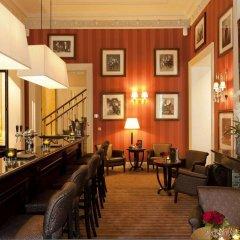 Отель Grand Casselbergh Брюгге гостиничный бар