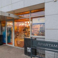 Апартаменты P&O Apartments Arkadia развлечения