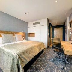 Apex City of Glasgow Hotel 4* Стандартный номер с двуспальной кроватью фото 7