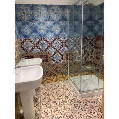 Отель Villa Quattro Mori Ареццо ванная фото 2