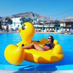 Отель Dodo's Santorini Греция, Остров Санторини - отзывы, цены и фото номеров - забронировать отель Dodo's Santorini онлайн бассейн фото 2