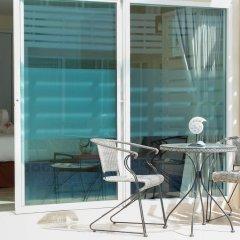 Отель Villa Pool Lay Resort Pattaya балкон