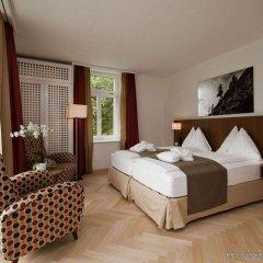 Отель Waldhotel Davos Швейцария, Давос - отзывы, цены и фото номеров - забронировать отель Waldhotel Davos онлайн комната для гостей фото 5