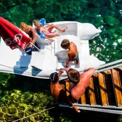 Waterplanet Hotel & Aquapark Окурджалар развлечения