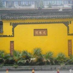 Отель Chengdu Rongcheng Yishe Youth Hostel Китай, Чэнду - отзывы, цены и фото номеров - забронировать отель Chengdu Rongcheng Yishe Youth Hostel онлайн парковка