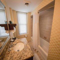 Отель Omni Shoreham Hotel США, Вашингтон - отзывы, цены и фото номеров - забронировать отель Omni Shoreham Hotel онлайн ванная фото 2