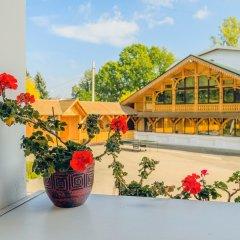 Гостиница Усадьба Ромашково в Ромашково 2 отзыва об отеле, цены и фото номеров - забронировать гостиницу Усадьба Ромашково онлайн балкон