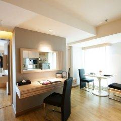 Отель Hi Residence Bangkok Таиланд, Бангкок - отзывы, цены и фото номеров - забронировать отель Hi Residence Bangkok онлайн удобства в номере фото 2