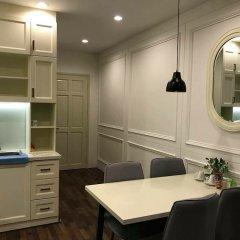 Апартаменты Ju Style Apartment в номере